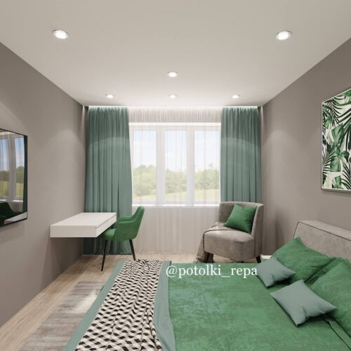 Чем отличается установка потолков в новостройке с черновой отделкой и в жилой квартире?